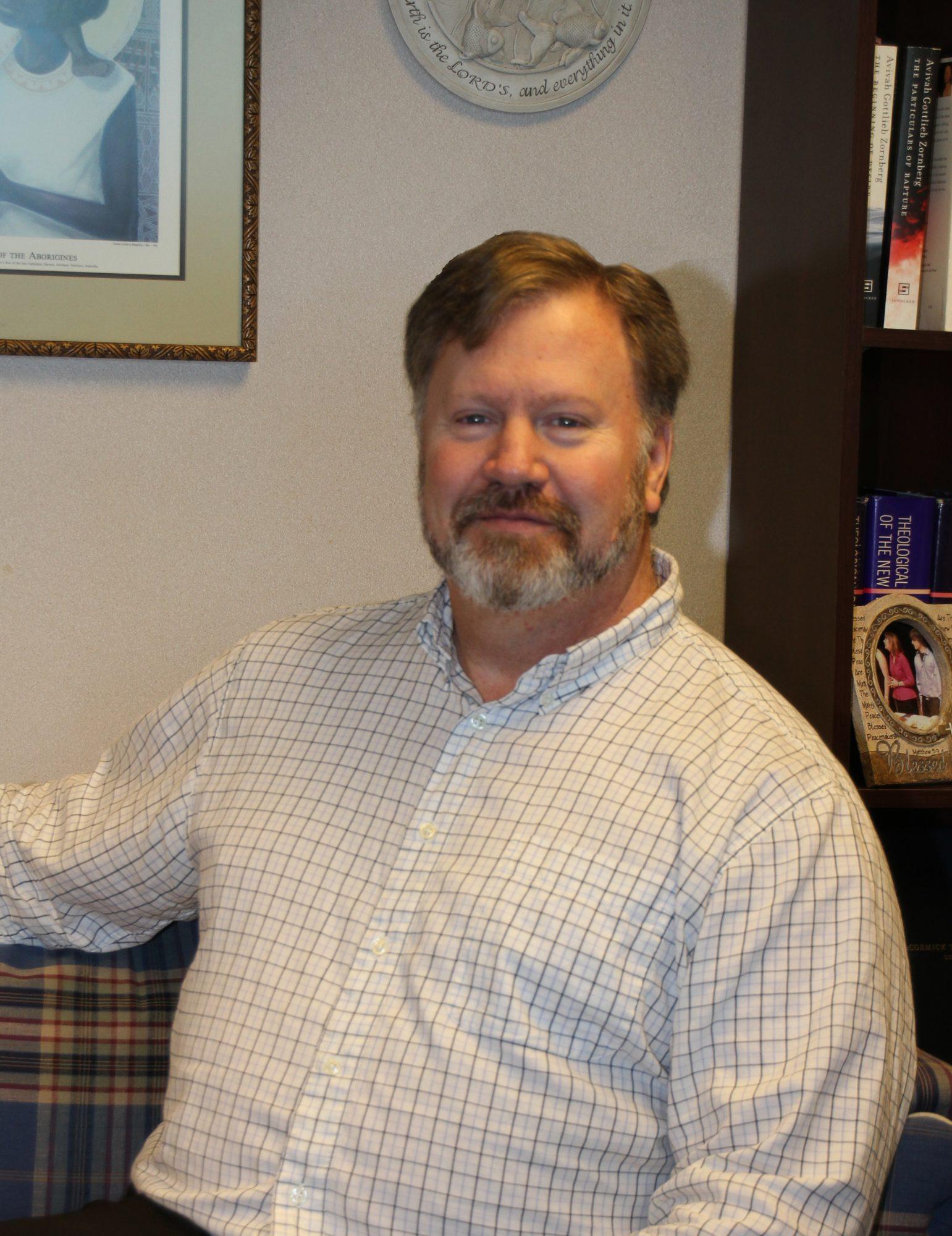 ST. ANDREWS PRESBYTERIAN CHURCH - Michael Beery, Director of Music