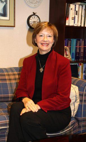 ST. ANDREWS PRESBYTERIAN CHURCH - The Rev. Dr. Anne Hebert, Pastor